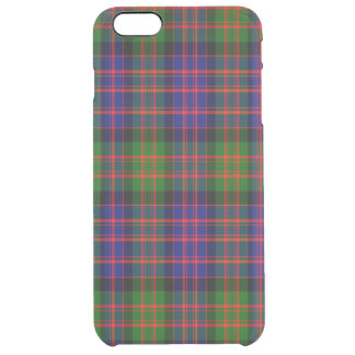 Conley Scottish Tartan Uncommon Clearly™ Deflector iPhone 6 Plus Case