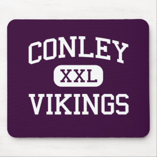Conley - Vikings - High - Greenville Mouse Pad