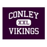 Conley - Vikings - High - Greenville Post Card