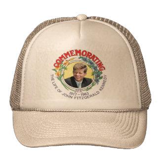 Conmemoración de Jack Kennedy Gorra