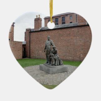 Conmemoración de los emigrantes de Liverpool Ornamento Para Arbol De Navidad