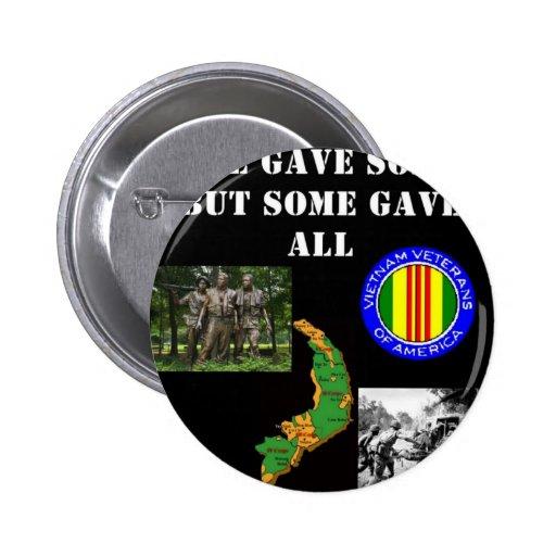 Conmemoración de Vietnam Pin