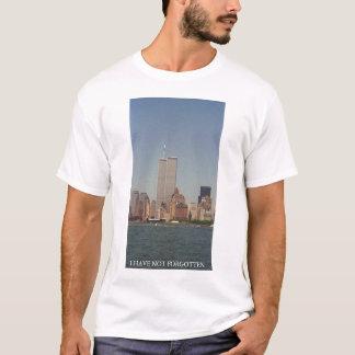 Conmemoración de WTC Playera