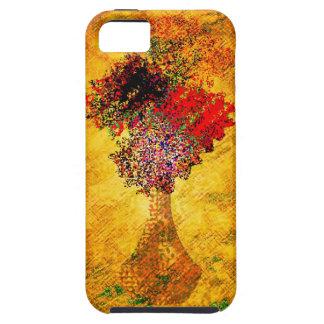 Conmemoración del caso del iphone del salvador iPhone 5 cárcasa