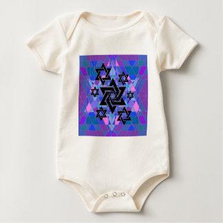 Conmemoración del holocausto traje de bebé