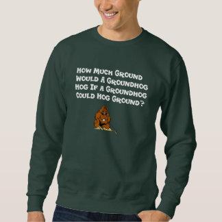 Conmemore la camisa del día de la marmota