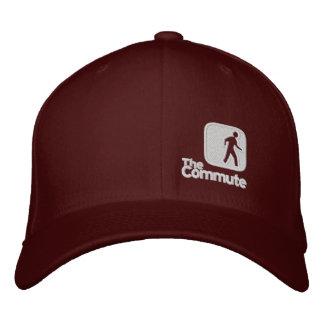 Conmute el casquillo del logotipo gorra de beisbol