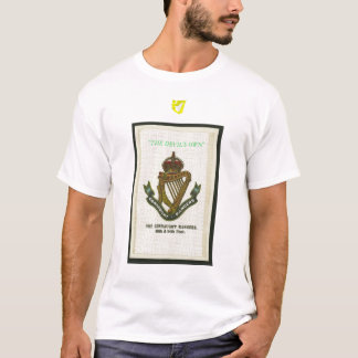 "conn rangers 1, irish legion, ""THE DEVIL'S OWN"" T-Shirt"
