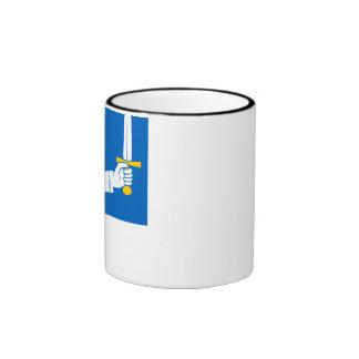 Connacht Province Flag Ringer Mug