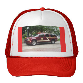 Conncecticut Fire Marshall Trucker Hat