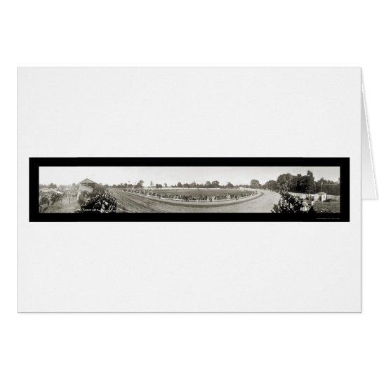 Conneaut Lake PA Photo 1909 Card