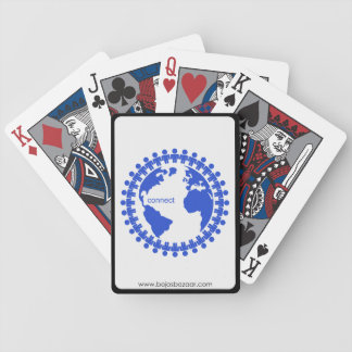 Connect Bicycle Playing Cards