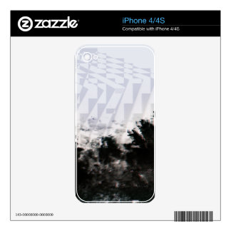 $://CONNECT/ (Connect) Skin For The iPhone 4