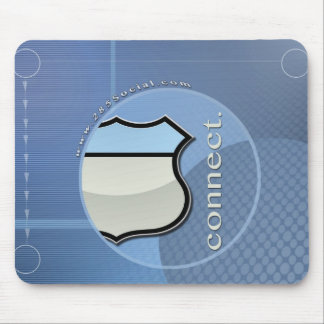Connect to 285Social.com Mouse Pad