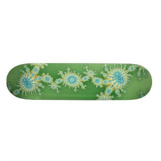 Connected - Fractal Skateboard Deck