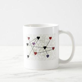 Connected Hearts Coffee Mug