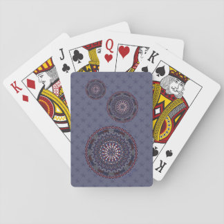 Connected Independence Day Classic Playing Cards