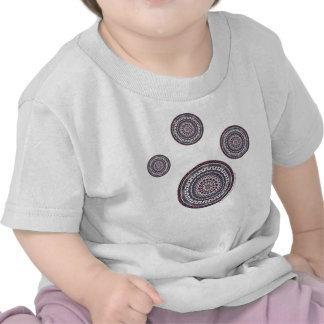 Connected Independence Day Kids Baby Light Shirt