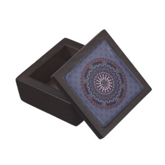 Connected Independence Day Trinket Box