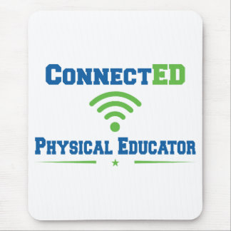 ConnectED Physical Educator Mouse Pad