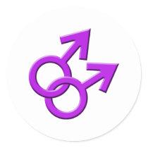 http://rlv.zcache.com/connected_purple_male_symbols_stickers_03-p217399889895416164tdcj_210.jpg