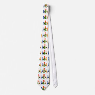Connected tie