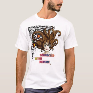 connected with nature T-Shirt