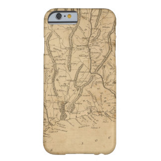 Connecticut 12 funda de iPhone 6 barely there