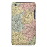 Connecticut 15 iPod touch Case-Mate carcasa