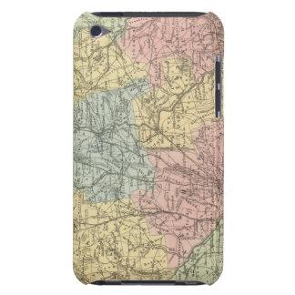 Connecticut 15 iPod touch Case-Mate case