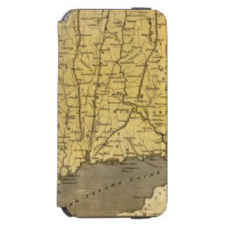 Connecticut 4 iPhone 6/6s wallet case