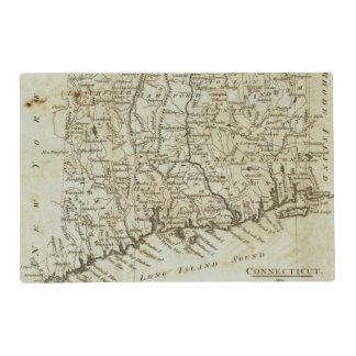 Connecticut 7 placemat