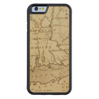 Connecticut 8 funda de iPhone 6 bumper arce
