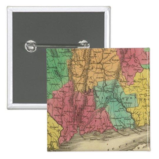 Connecticut 9 button