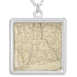 Connecticut 9 personalized necklace
