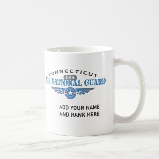 Connecticut Air National Guard Coffee Mug