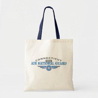 Connecticut Air National Guard Tote Bag