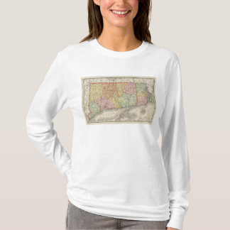 Connecticut and Rhode Island T-Shirt
