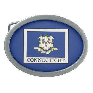 Connecticut Belt Buckle