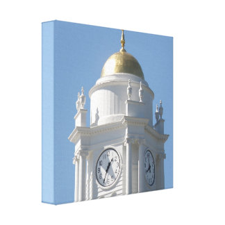 Connecticut Capital Gallery Wrapped Canvas