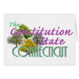 CONNECTICUT CARD