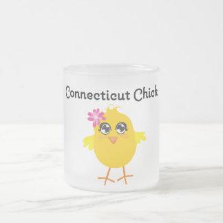 Connecticut Chick Mugs