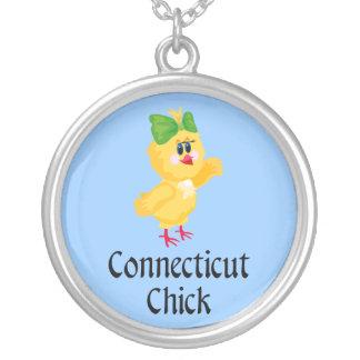 Connecticut Chick Necklace