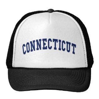 Connecticut College Mesh Hat