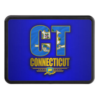 Connecticut (CT)` Hitch Cover
