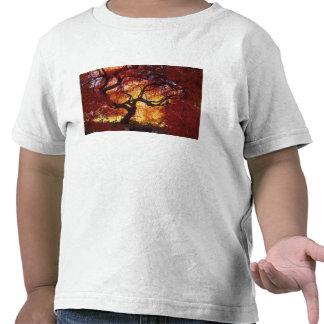 Connecticut: Darien, arce japonés 'Acer Camisetas