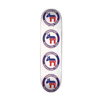 Connecticut Democratic Party Skate Board Decks