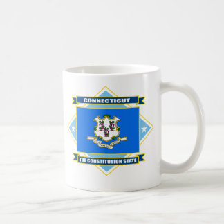 Connecticut Diamond Mugs