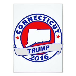 connecticut Donald Trump 2016.png Card