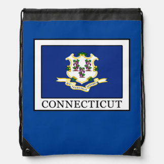 Connecticut Drawstring Bag